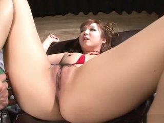 Imposing Japanese slut..