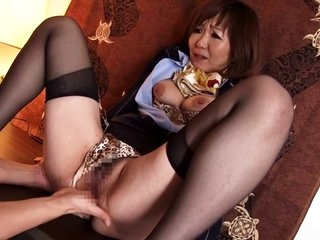 Horny Japanese widely..
