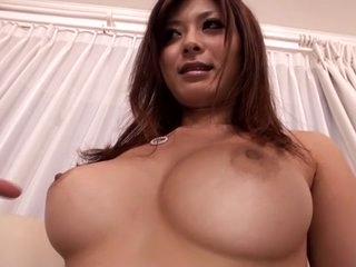 Hottest Japanese girl Haruki..