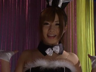 Remarkable Japanese girl..