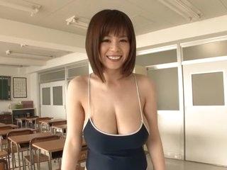 Fabulous Japanese model Aika..