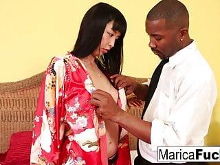Geisha Marica takes a BBC..