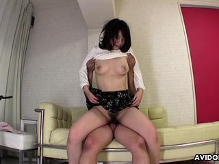 Yuka Kawashima got her hairy..