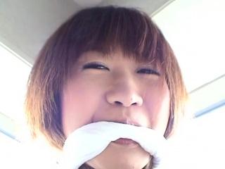 Mammoth Yuzuki Hatano gets..