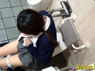 Japanese teen wide public