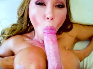 Hot MILF Asian gets her..