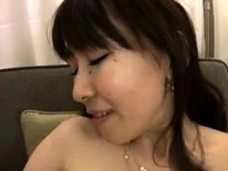 Asian small hairy getting..