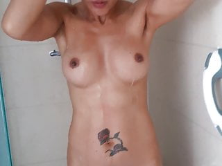 I love to take a shower in..
