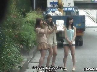 Japanese teens, Shiori,..