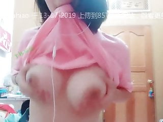 BIg Chinese Tits Webcam