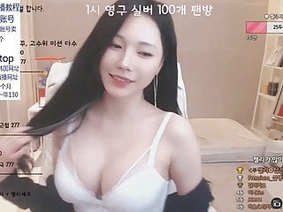 Korean tattoo busty female..