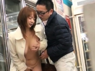 Slutty eastern maid Tsubasa..