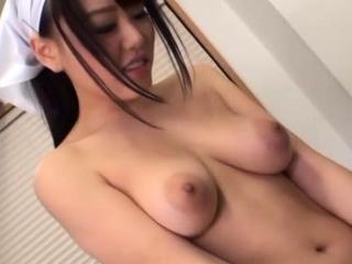 Cute Mao Hamasaki with heavy..