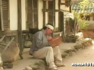 Ugly Korean man fucks hot..