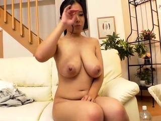 Japanese chubby boobs..