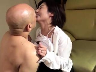 Keiko Etou Horny Titty..
