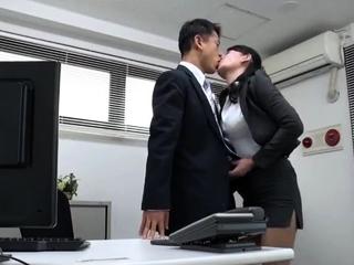 Lovely Asian teach blowjob..