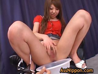 Ana Oshirino in horny Asian..
