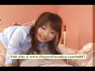 Risa Kasumi tiro asian babe..