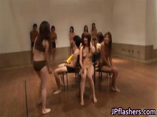 Prexy hot Japanese girls..