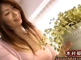 Japanese grown up babe gets..