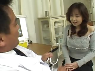 asian doctor coupled with..