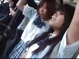 Schoolgirl molested on..